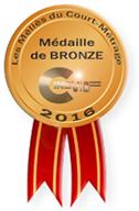 Méliès 2016 Bronze