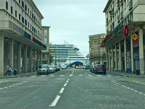 Le Havre, Rue de Paris